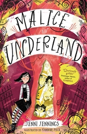 Malice in Underland | Paperback Book