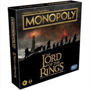Monopoly - Lord of the Rings | Merchandise