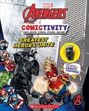Avengers Comictivity Greatest Heroes Unite (Marvel) | Merchandise