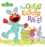 Great Easter Race! (Sesame Street) | Hardback Book