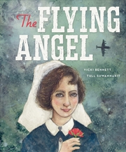 Flying Angel | Hardback Book