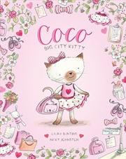 Coco Big City Kitty | Hardback Book