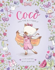 Coco And The Butterfly | Hardback Book