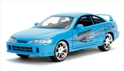 Fast and Furious 8 - Mia's Acura Integra Type R 1:24 Scale Hollywood Ride | Merchandise