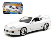 Fast and Furious - '95 Toyota Supra WH 1:24 Scale Hollywood Ride | Merchandise