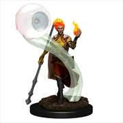 Dungeons & Dragons - Icons of the Realms Fire Genesi Wizard Female Premium Figure | Merchandise
