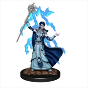 Dungeons & Dragons - Icons of the Realms Elf Wizard Female Premium Figure | Merchandise