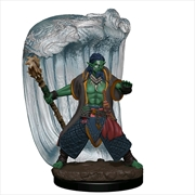 Dungeons & Dragons - Icons of the Realms Water Genasi Druid Male Premium Figure | Merchandise