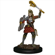 Dungeons & Dragons - Icons of the Realms Human Cleric Female Premium Figure | Merchandise