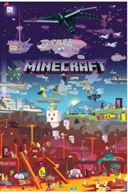 Minecraft - World Beyond 2021 | Merchandise