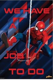 Marvel Spider-Man - Job To Do Poster | Merchandise