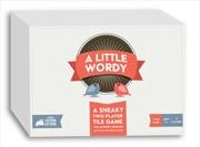 A Little Wordy (By Exploding Kittens)   Merchandise