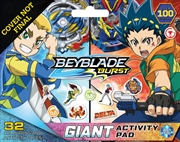 Beyblade Burst - Giant Activity Pad | Paperback Book