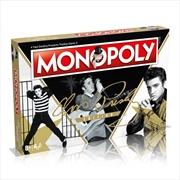 Monopoly - Elvis Edition Board Game | Merchandise