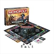 Monopoly - Warhammer 40k | Merchandise