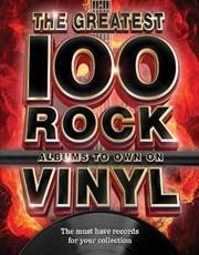 100 Greatest Rock Albums To Own on Vinyl | Hardback Book