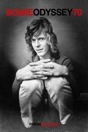 Bowie Odyssey 70 | Hardback Book