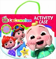 Cocomelon Activity Case | Books