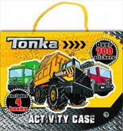 Tonka Activity Case | Books
