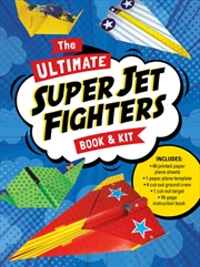 Ultimate Super Jet Fighters | Books