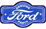 Ford Parts Rope LED Marquee Wall Sign Light | Accessories