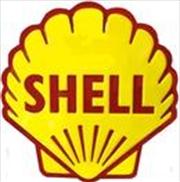 Shell Pecten Die Cut Sign | Merchandise