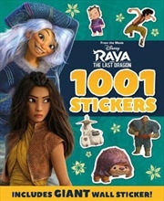 1001 Stickers | Paperback Book