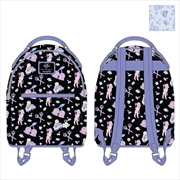 Loungefly - Lucy Art Mini Backpack   Apparel