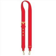Loungefly - Red Bag Strap Extended | Apparel