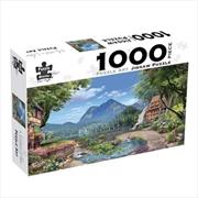 Puzzle Art Mountain Vista | Merchandise
