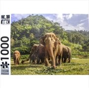 Thailand Elephant Save the Planet | Merchandise