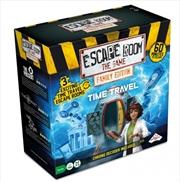 Escape Room Time Travel | Merchandise