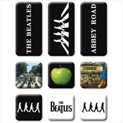 Beatles Set Abbey Road Magnets | Merchandise