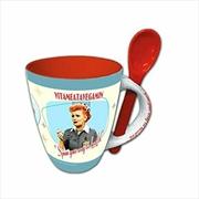 Lucy Vita Mug With Spoon | Merchandise