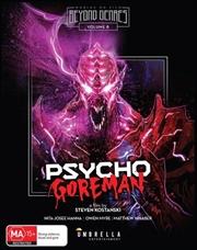 Psycho Goreman | Beyond Genres | Blu-ray