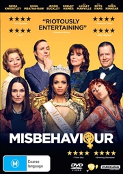 Misbehaviour | DVD