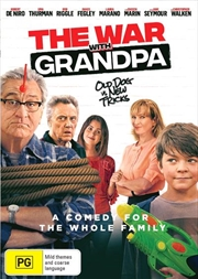 War With Grandpa, The | DVD