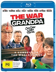 War With Grandpa, The | Blu-ray