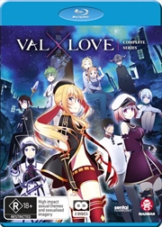 Val X Love | Complete Series - Subtitled Edition | Blu-ray