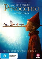 Pinocchio | DVD