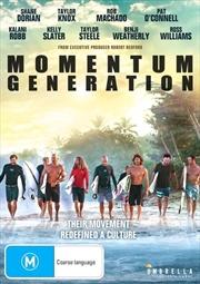 Momentum Generation | DVD