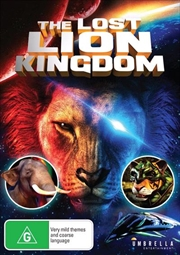 Lost Lion Kingdom, The | DVD