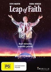 Leap Of Faith | DVD