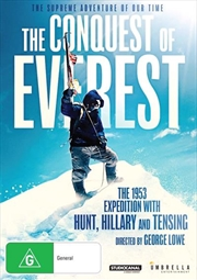 Conquest Of Everest, The | DVD