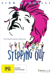 Stepping Out | DVD