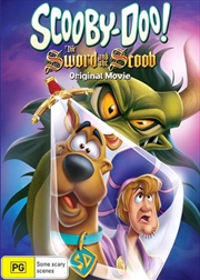 Scooby-Doo! The Sword And The Scoob | DVD