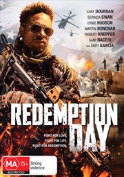 Redemption Day | DVD