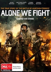 Alone We Fight | DVD
