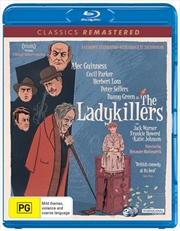 Ladykillers | Classics Remastered, The | Blu-ray