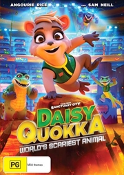 Daisy Quokka - World's Scariest Animal | DVD